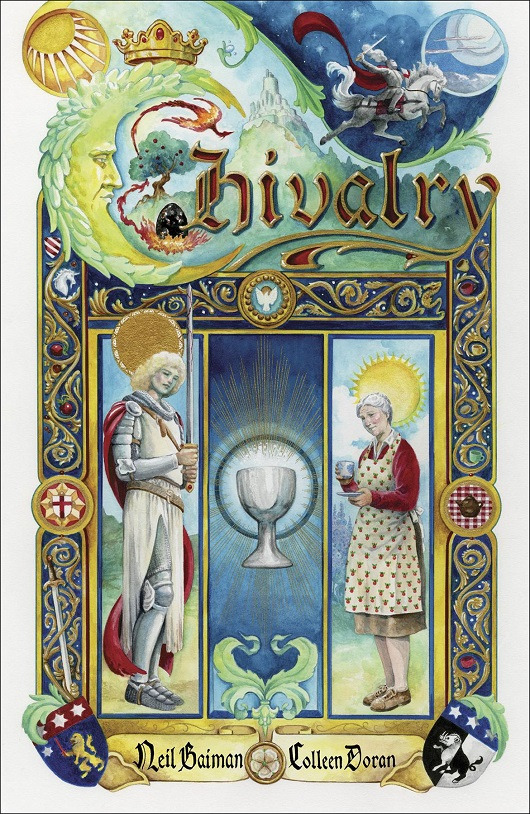 Cover of Chivalry HC