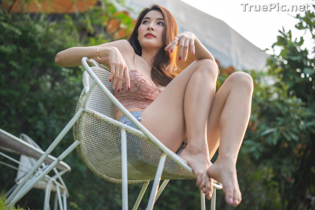 Image Thailand Model - Ness Natthakarn (น้องNess) - Beautiful Picture 2021 Collection - TruePic.net - Picture-126