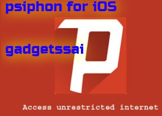 psiphon vpn ios download