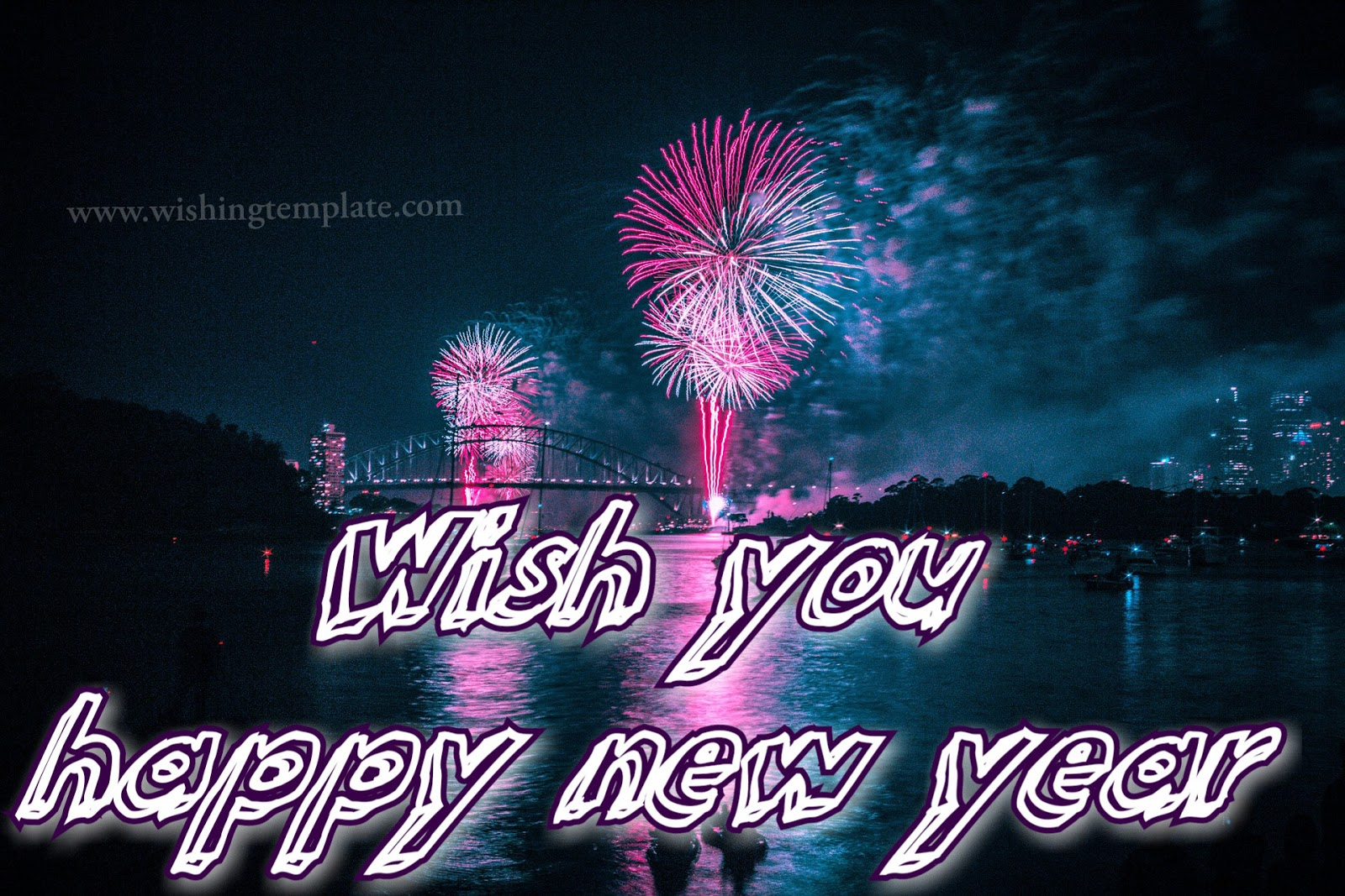 Top Wish You Happy New Year 2020 Images