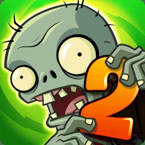 Plants vs Zombies 2 apk mod