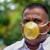 Man spends around P200,000 for a gold face mask during pandemic