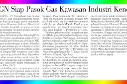 PGN Ready to Supply Gas for Kendal Industrial Estate