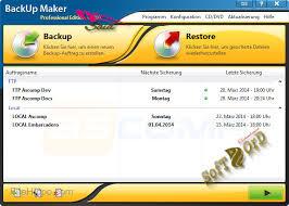 تحميل برنامج  BackUp Maker