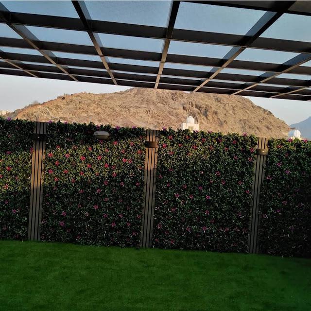 أفضل شركة تركيب عشب طبيعي بالطائف