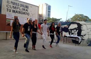 Estudiantes palestinos recordaron en Cuba el Nakba, la Catástrofe producida por el sionismo