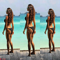 Disha Patani Exclusive sizzling beautiful Pics in bikini ~  Exclusive Galleries 016.jpg