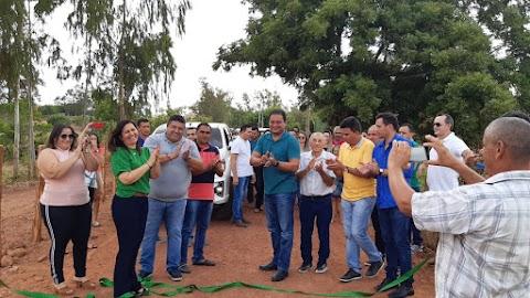 Em clima de inaugurações, Bernardo do Mearim festeja aniversário de 25 anos com grande show da Saia Rodada