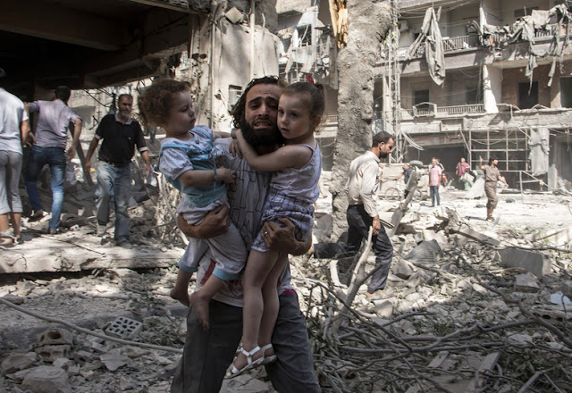syiria war