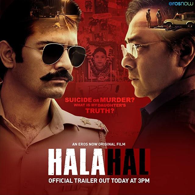 Halahal 2020 x264 720p Esub Eros Hindi GOPI SAHI