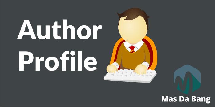 Cara Menambahkan Photo Penulis di Samping Judul Blog