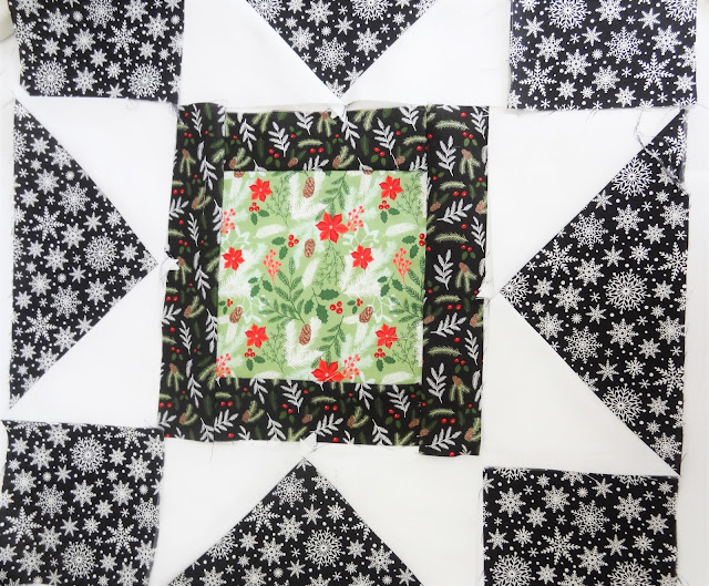 Riley Blake Big Star Throw Quilt for the Cricut Maker