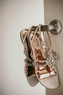 Stunning Chicago Wedding Shoes
