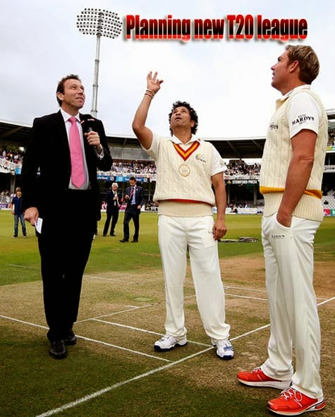 ECB selects stadia for new Twenty20 competition