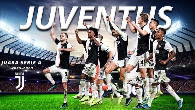 Juventus Juara Liga Italia Serie A