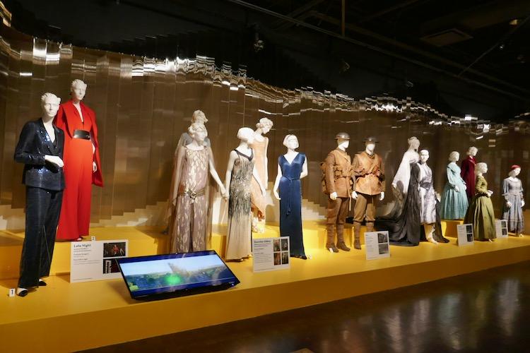 2020 Art of Motion Picture Costume Design exhibition