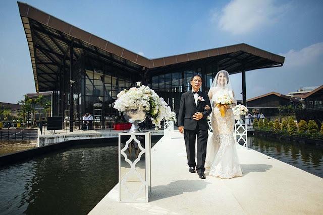 - Chakra Wedding Hall tangsel