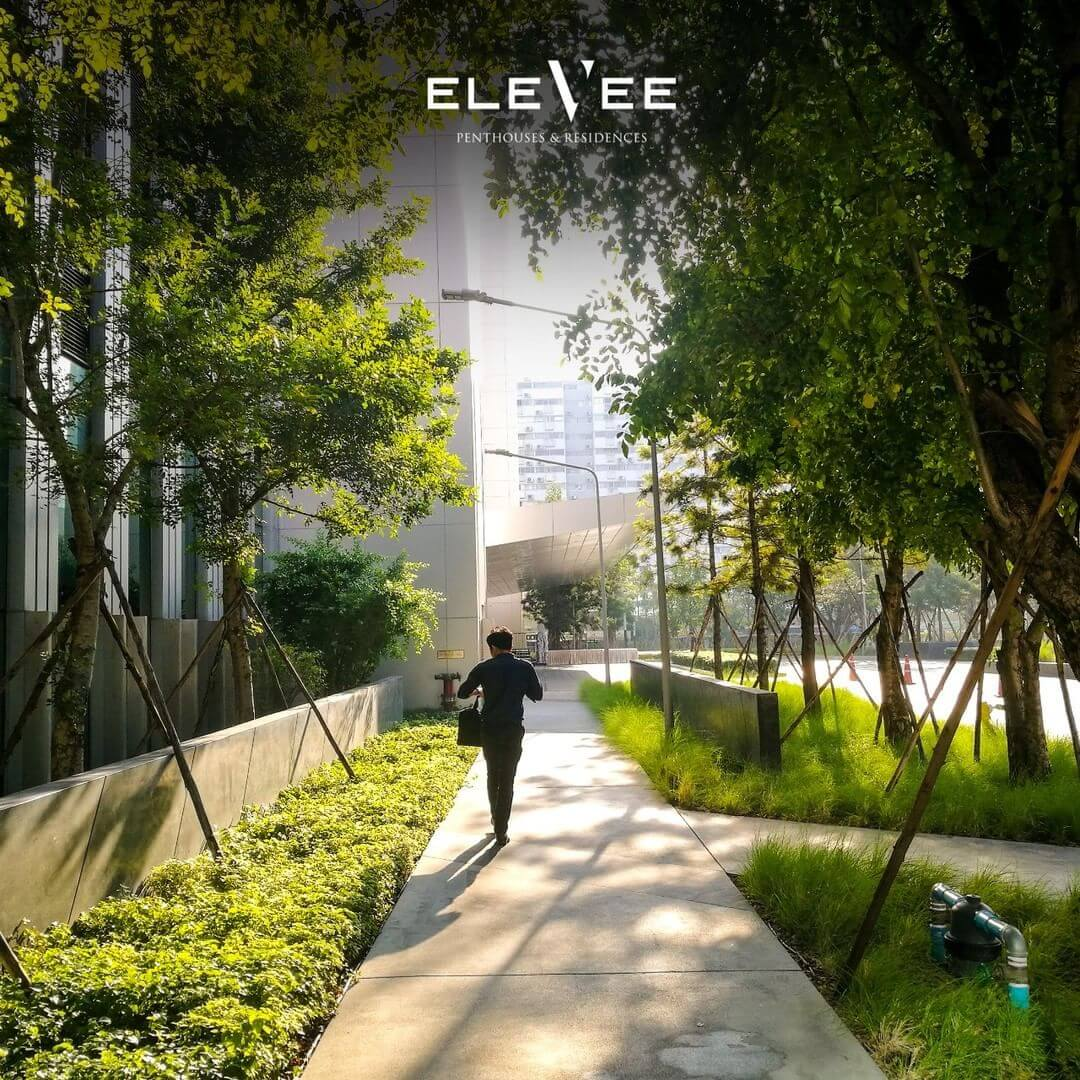 Elevee by Alam Sutera Penthouse & Residence