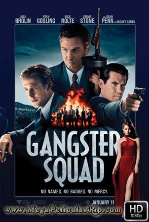 Gangster Squad [1080p] [Latino-Ingles] [MEGA]