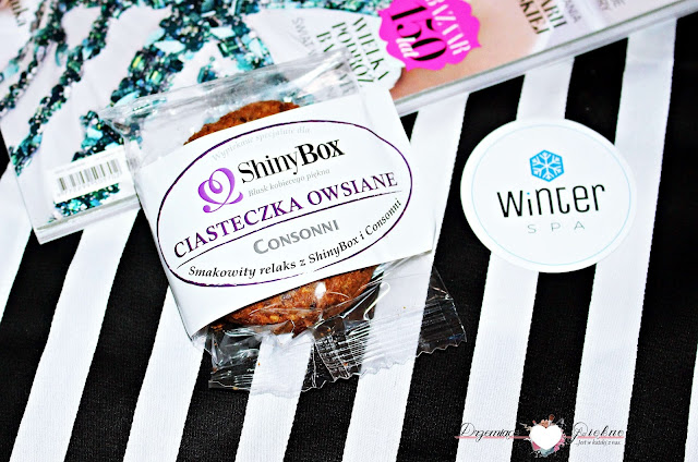 Shiny Box Winter Spa - Luty 2017