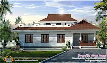 Kerala Single Floor House Plans