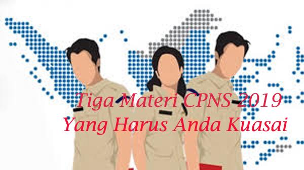 Tips Lulus CPNS 2019: Inilah 3 kunci Ampuh agar lulus tes CPNS