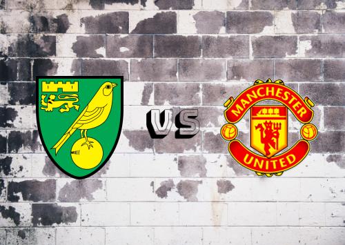 Norwich City vs Manchester United  Resumen y Partido Completo