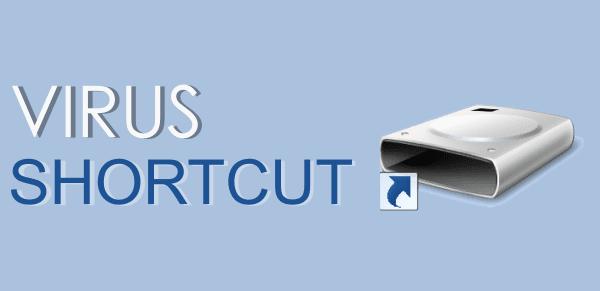 cara mengatasi virus shortcut