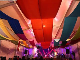 EVENTOS / Passagem do Ano, Tenda Gigante, Banda Ritmi´TAL, Castelo de Vide, Portugal