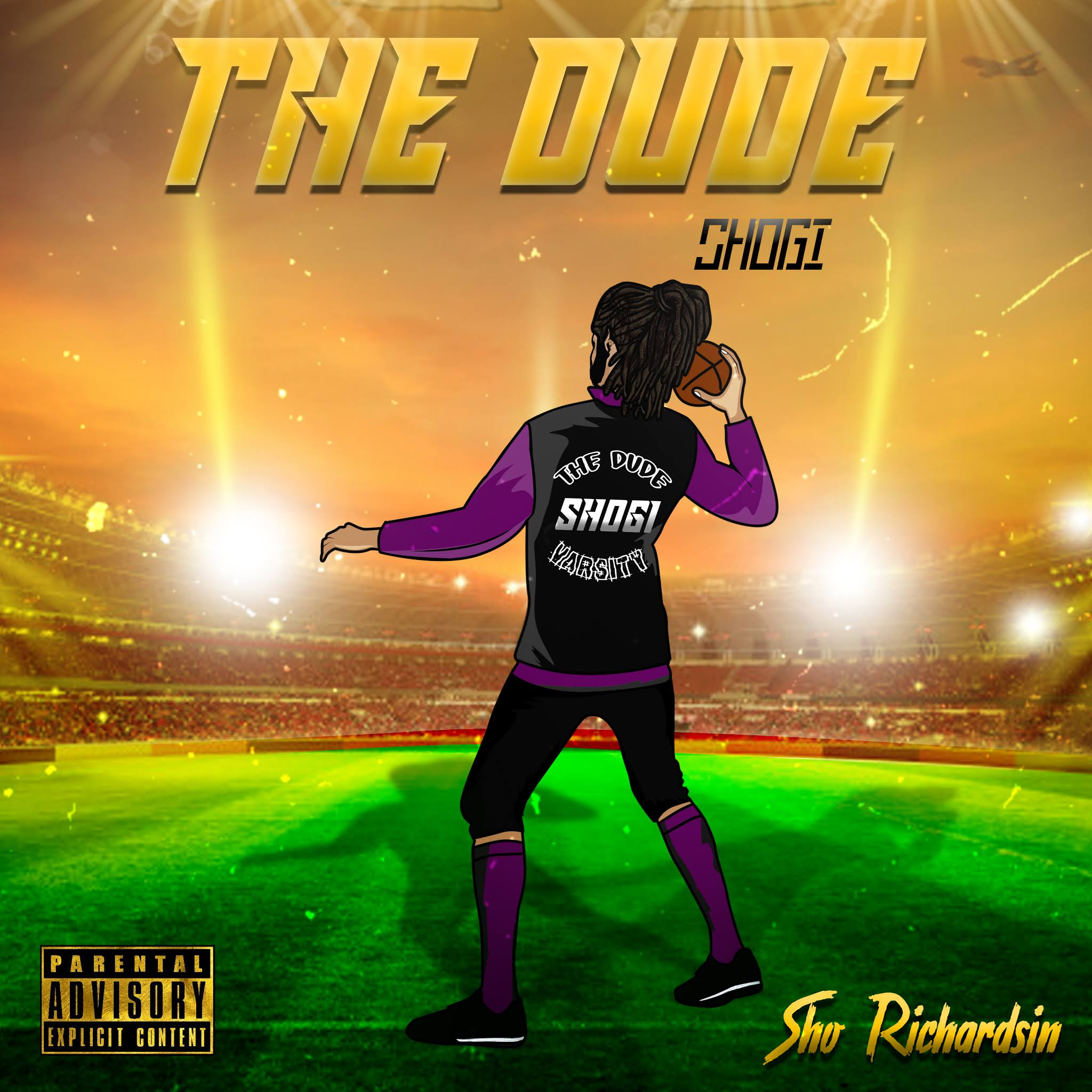 New music The Dude (Shogi) Official Release