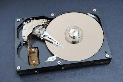 Cara Memperbaiki Hardisk Laptop Yang Rusak