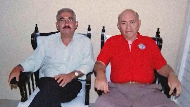Prefeito de Bom Jardim PE João Lira e Severino Cavalcanti