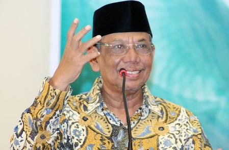 Obituari: Bahasa KH. Hasyim Muzadi