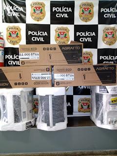 """""""Polícia Civil esclarece crime de furto em Hospital e recupera os objetos subtraídos em Pariquera-Açu"""""""
