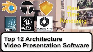 Best Top 12 Architecture Video Presentation Software