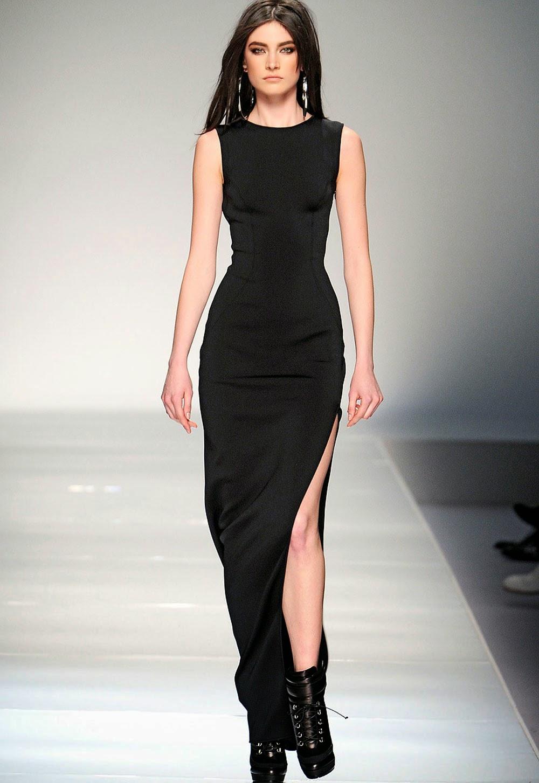 Vestidos negros a la moda
