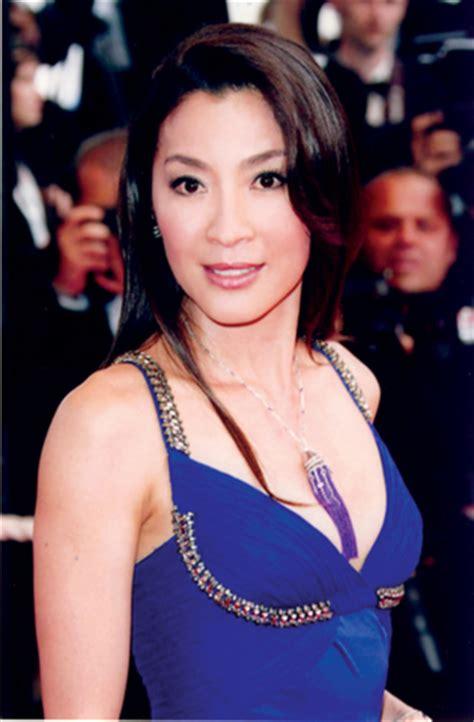 Michelle Yeoh Choo-Kheng (杨紫琼, Yáng zǐ qióng) in 'Star Trek: Discovery'