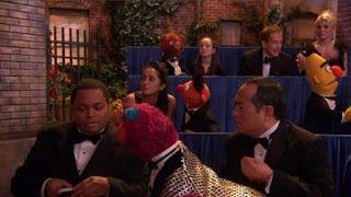 Alan, Chris, Telly, Ernie, bert, baby bear, Gina sesame street characters, Sesame Street Episode 4411 Count Tribute season 44