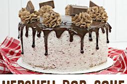 HERSHEY BAR CAKE CHOCOLATE