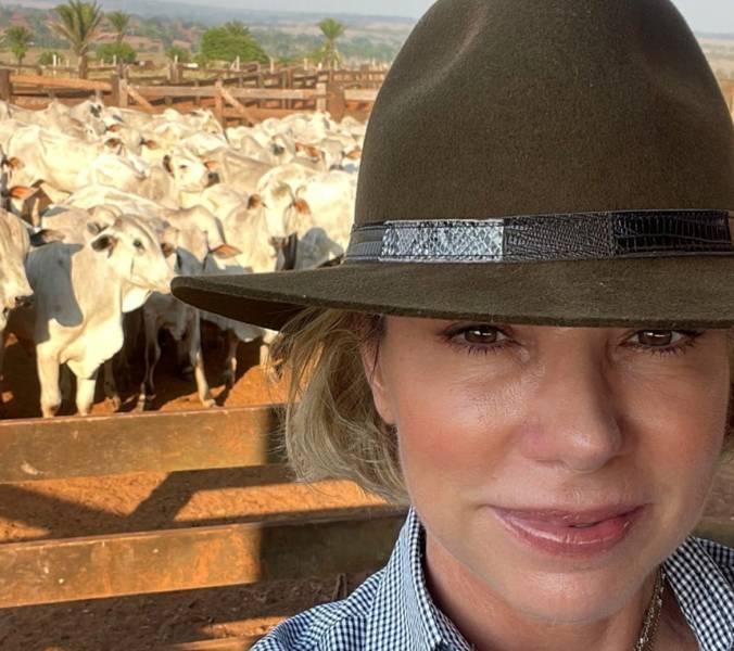 Pecuarista de Vilhena aparece na lista da revista Forbes como uma das mulheres mais poderosas do agronegócio no Brasil