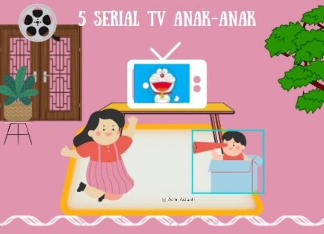 5 Serial TV yang Menghibur Anak-Anak Selama Bulan Ramadan