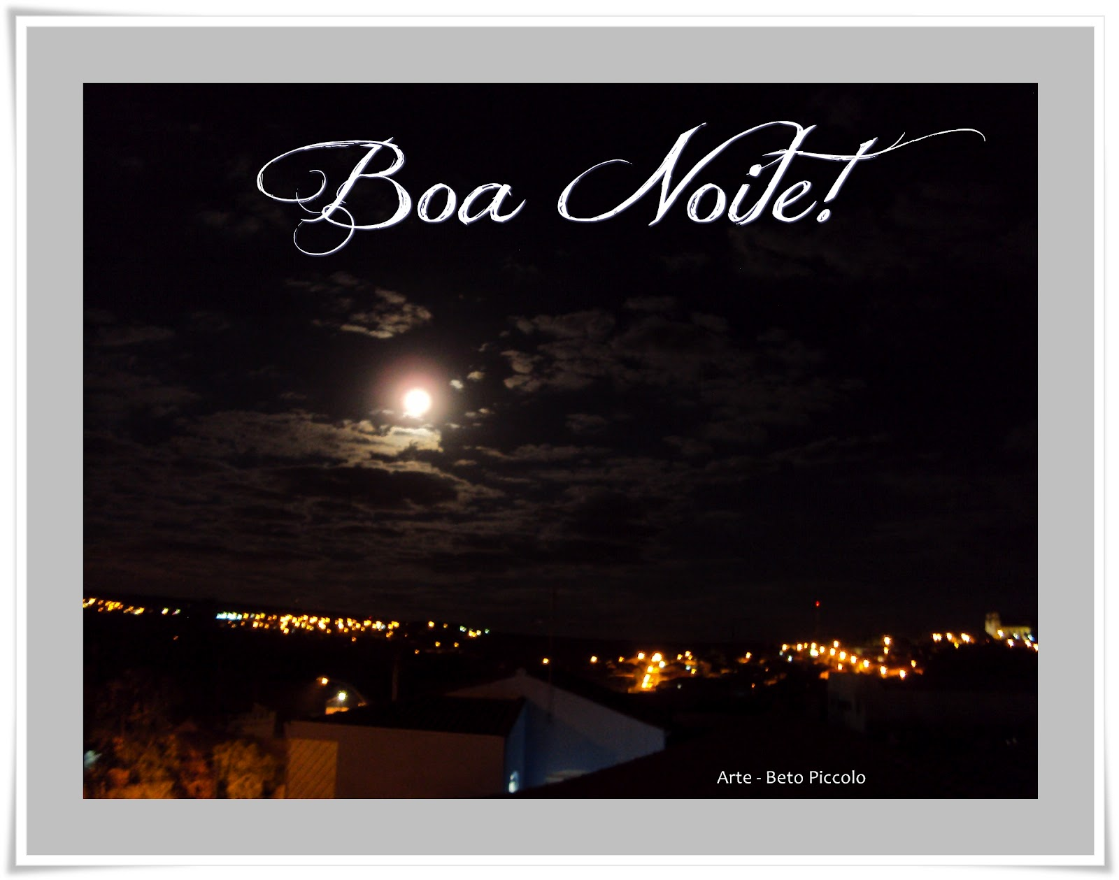 24 Best Images About Boa Noite On Pinterest: Beto Piccolo: Boa Noite