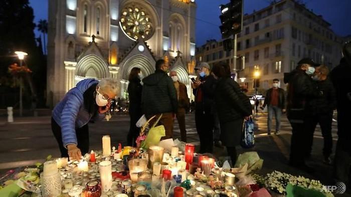 Imam Muslim Prancis Mengecam Aksi Serangan di Gereja Nice