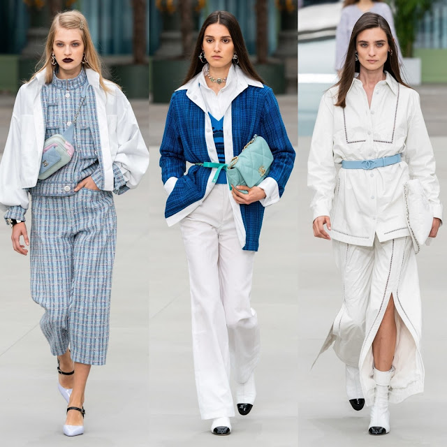 Chanel Cruise 2020 Paris
