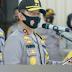 Tiga Pejabat Utama Setijab di Aula Serbaguna Mapolda Banten