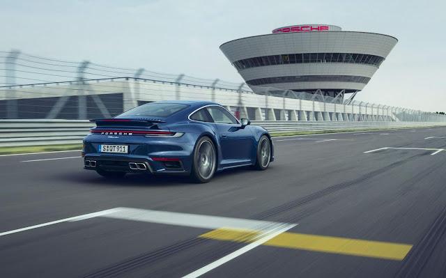 Porsche 911 Turbo chega ao Brasil - Preço R$ 1.099.000