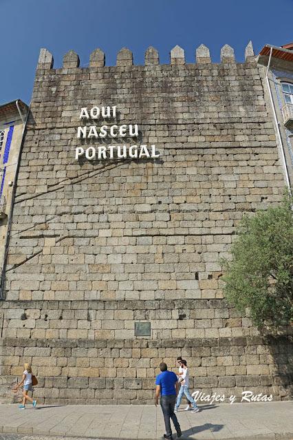 Aqui nasceu Portugal, Guimaraes