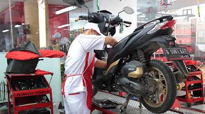 Biaya Tune up Motor Yamaha untuk Jenis Motor Bebek Matic