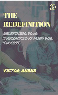 The Redefinition By Victor Anene