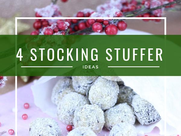 12 Days of Christmas - 4 Stocking Stuffer Ideas